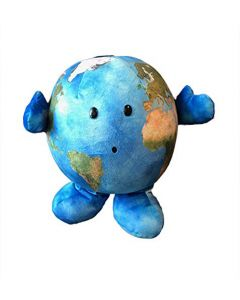 Large Detailed Earth Celestial Buddy Plush