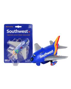 Southwest Air Jumbo Pullback with Lights & Sound