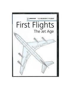 Boeing First Flights: The Jet Age 6 DVD set