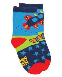 Ace Pilot Toddler Socks
