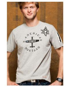 North American Aviation P-51 Mustang Tee