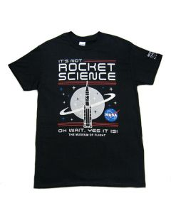 It's Not Rocket Science Tee