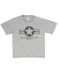 Star and Bars National Insignia Tee