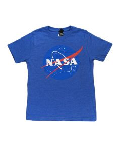 NASA Vector Logo Youth Tee