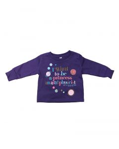 I Want To Be An Astrophysicist Long Sleeve Tee