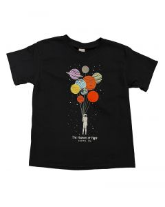 Planet Balloons Youth Tee