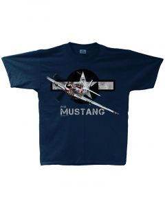 P-51 Mustang Youth Tee