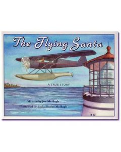 The Flying Santa