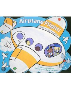 Airplane Flight Board book
