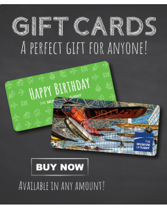 Museum of Flight Digital Gift Card