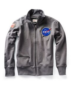 NASA Rocket Scientist Full Zip Jacket